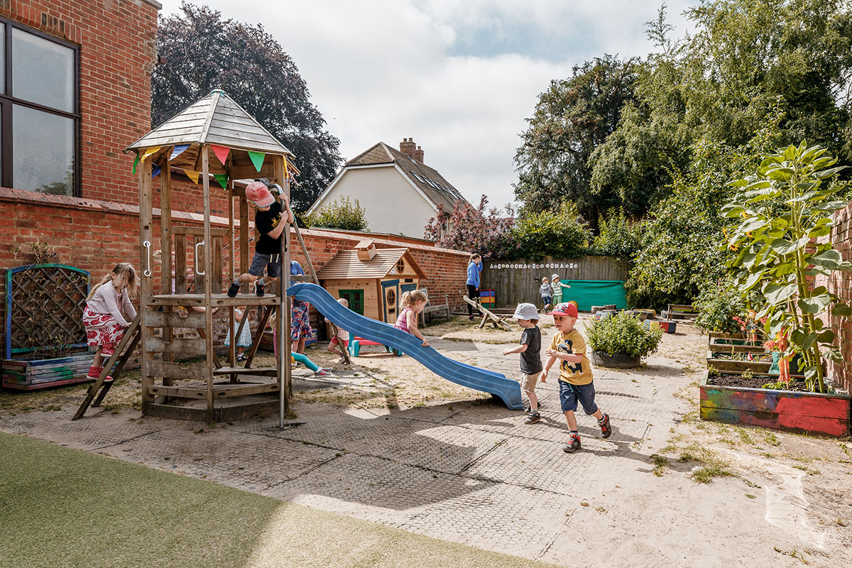 outdoor play for all ages